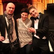 Евгений Сухой Татьяна Хижняк и Андрей Соколов MISS Ukraine 2012