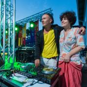 Евгений Сухой и Татьяна Хижняк
