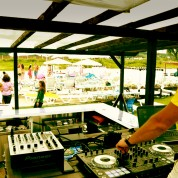 dj sukhoi at Biryuza beach club