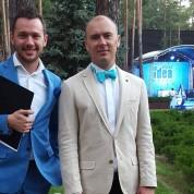 Aleksandr Polyshyk and Evgeniy Sukhoi