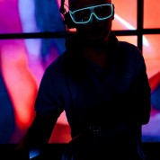 DJ SUKHOI_sunglasses_neon_light