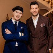 DJ Sukhoi and Alexandr Vishnevskiy