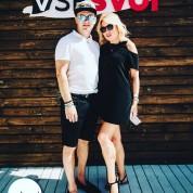 DJ Sukhoi and Irina Afanasenko (Domino Event)