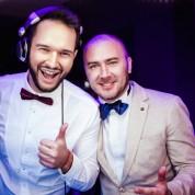 Vladimir Andrievskiy and DJ Sukhoi