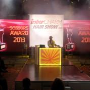 Диджей Сухой на Scissors Award 2013