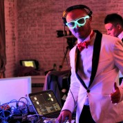 Dj Sukhoi at Wedding