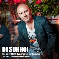 DJ SUKHOI Famous Live Mix Soulful House Part 1