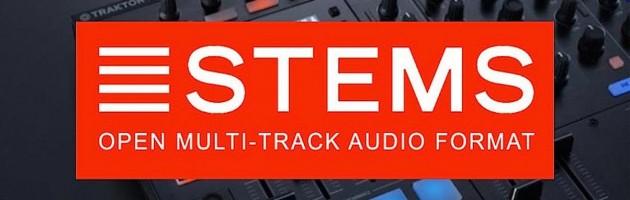 STEMS — новый 4 канальный формат записи
