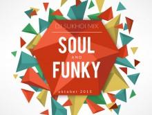 V.A. — Soul and Funky Mix (Pre concert Dj Sukhoi Mix)
