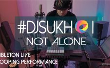 Dj Sukhoi — Not Alone (Ableton Live Looping Performance)