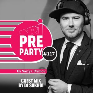 DJ Sukhoi guest mix radio NRJ with DJ Sanya Dymov